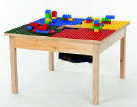 Building Block Tables, DUPLO® and LEGO® Tables, Duplo Wall Panels ...