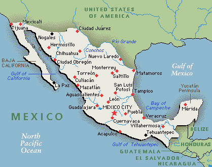 mexico hotels and resorts