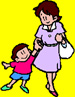 Click here for Safety Tips on Walking with Children