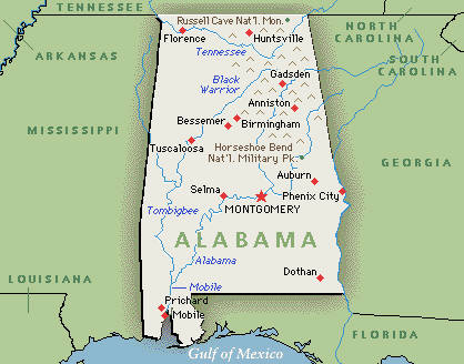 alabama casinos locations list